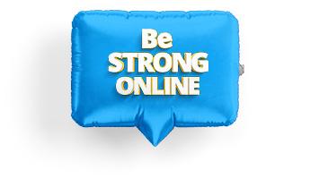 Check out Be Strong Online Ambassadors in action in Oxford